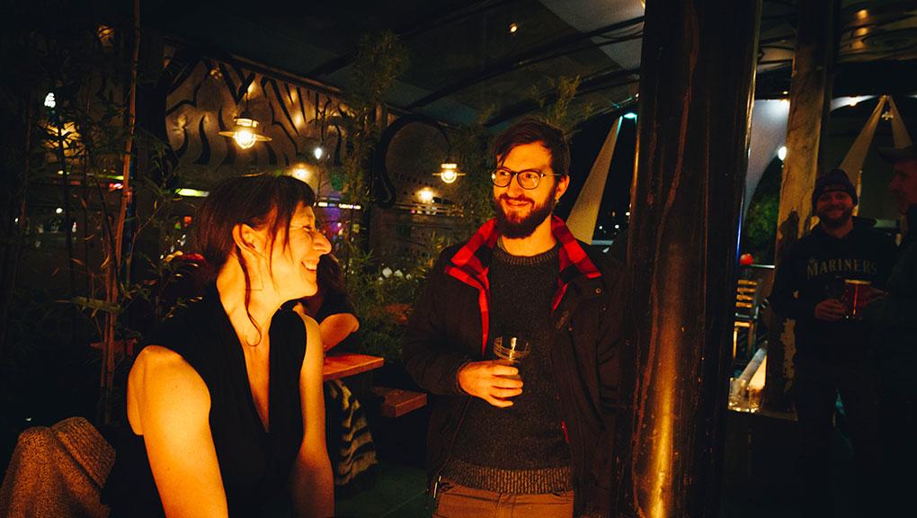 TEOTE Mezcaleria mezcal bar